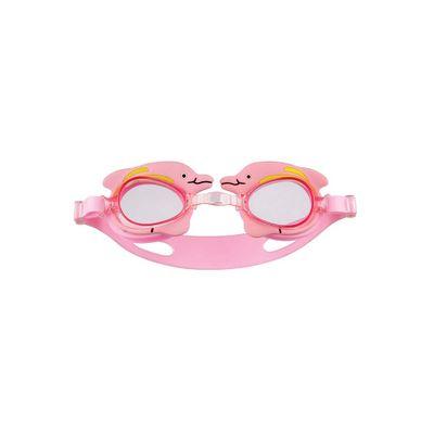 eeac1bccd37d9 Óculos de Natação Antiembaçante Bichinho - Rosa - lojamor