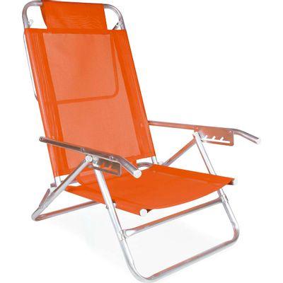Cadeira-Reclinavel-5-Posicoes-Aluminio-Sortida