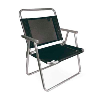 Cadeira-Oversize-Aluminio-Preta