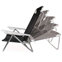 Cadeira-Reclinavel-Sol-de-Verao-Preta