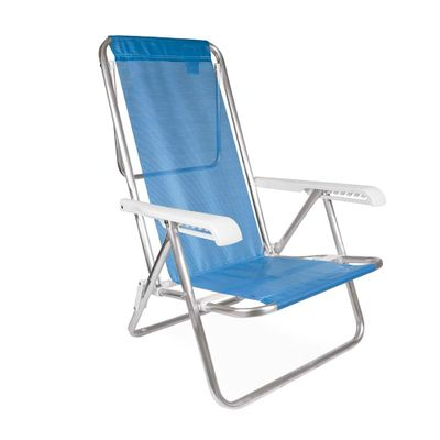 Cadeira-Reclinavel-8-Posicoes-Aluminio-Tela-Sannet-Azul