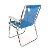 Cadeira-Alta-Aluminio-Tela-Sannet-Azul