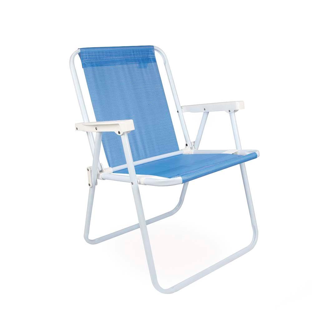 Cadeira Alta Azul Lojamor -> Cadeiras Acrilico Azul Turquesa