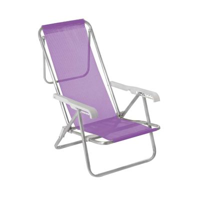 Cadeira-Reclinavel-8-Posicoes-Aluminio-Tela-Sannet-Lilas
