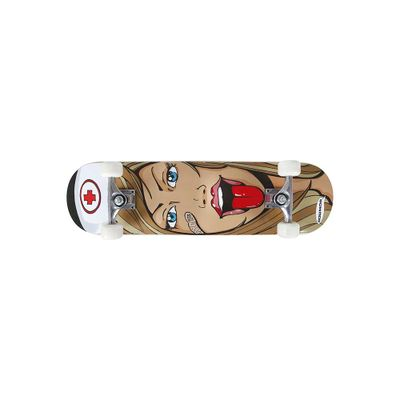 Skate-Semi-Profissional-79cm-x-20cm-Enfermeira