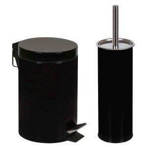 Conjunto-Agata-Lixeira-3-Litros-E-Escova-Para-Higienizacao-De-Vaso-Sanitario-Preto