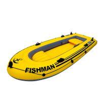 d92f98cd6 Barco Fishman 350 com Remo e Inflador