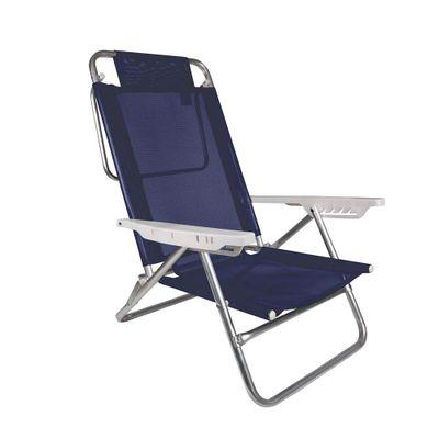 002105-Cadeira-Reclinavel-Summer-Azul-Marinho-1
