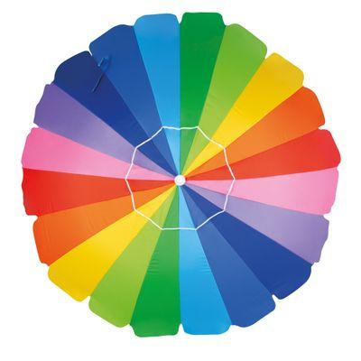 003731-Guarda-Sol-Poliester-220m-Aluminio-Rainbow